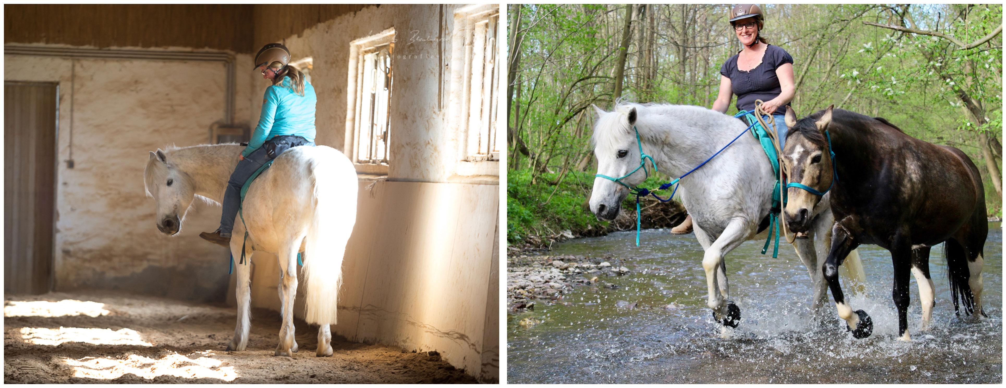 Pferdemenschen & ihre Pferde